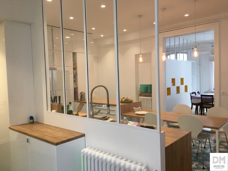 Rénovation d\'un appartement haussmannien de 160m2 à Paris ...