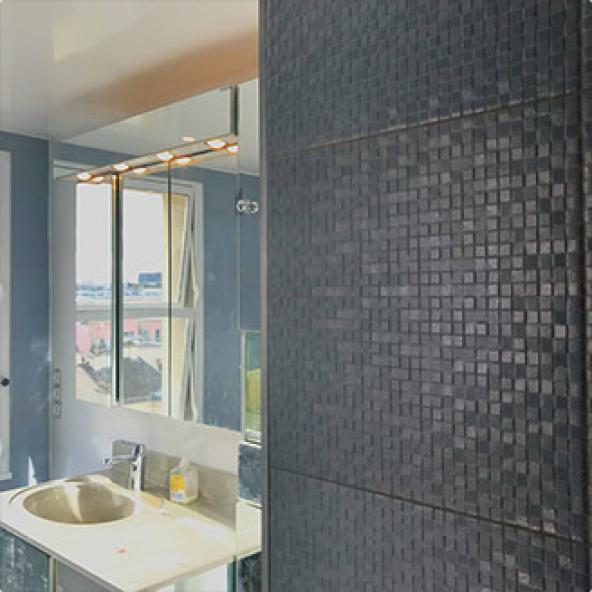 Aménagement d'une salle de bain, Paris 14